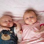 مادری با ۲ رحم که در اتفاقی عجیب فرزندان دوقلو به دنیا آورد!!