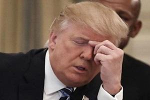 اقدام جالب یک ایرانی به کوری چشم ترامپ!!