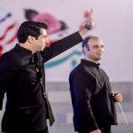 تصاویری از نخستین کنسرت خیابانی با اجرای محمد معتمدی!
