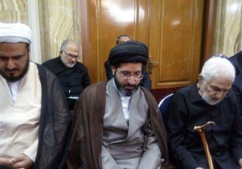 سید مسعود خامنهای فرزند رهبر