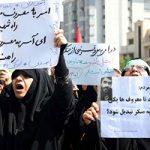 تصاویری از راهپیمایی احیای امربه معروف و نهی از منکر در تهران!