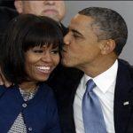 تصویری دیدنی از باراک اوباما و همسرش میشل ۲۵ سال پیش!
