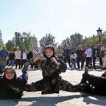 تصاویری از اجرای نمایش بانوان نینجاکار تبریزی را ببینید!