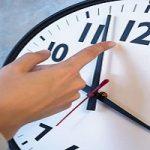 ساعت ها را یک ساعت به عقب بکشید + جزئیات
