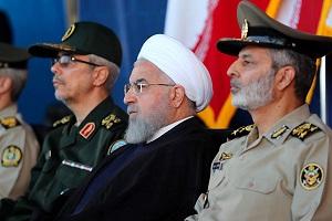 لحظه مطلع شدن حسن روحانی از حمله تروریستی در اهواز!