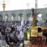 پشت پرده درگیری عراقیها و ایرانیها در صحن رضوی!؟