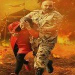 تقدیر سردار کمالی از سرباز غیور حادثه تروریستی اهواز!