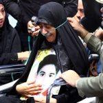 تصاویری از مراسم تشییع شهید خردسال طاها اقدامی در اصفهان!