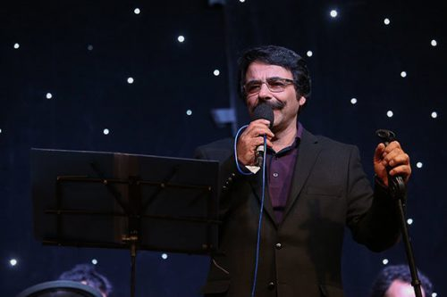 علیرضا افتخاری خواننده ایرانی
