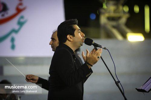 محمد معتمدی خواننده ایرانی