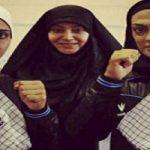 پاسخ الهام چرخنده به ادعای عجیب خواهران منصوریان!!