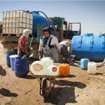 آبرسانی آستان قدس رضوی به مناطق محروم هرمزگان