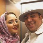 گاف عجیب هنرمندان در تبریک به علی اوجی و نرگس محمدی!!