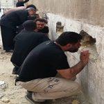 واکنش بانک ملی ایران به توزیع ارز از سوراخهای دیوار در نجف!!