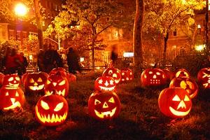 برگزاری جشن هالووین در ریاض پایتخت عربستان!!