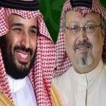 انتشار تصاویری از بن سلمان با شمشیر بالای سر خاشقچی!!
