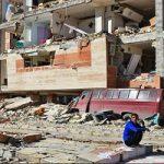 عدم بازسازی خانه های زلزله زده سرپل ذهاب به علت گرانی!!