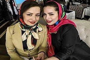 تصویری جدید از شریفی نیا در کنار همسر سابق و دختران بازیگرش!