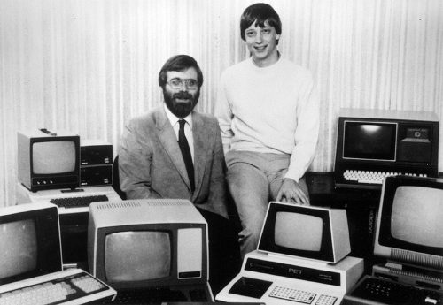 مؤسس مایکروسافت