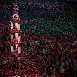 جشنواره برج های انسانی در کاتالونیا اسپانیا