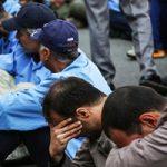 تصاویری از بازداشت ۶۵۷ مجرم در طرح رعد پلیس پایتخت!