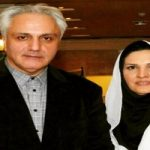 عکس عروسی مرحوم علی معلم و همسرش آذر معماریان!