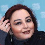 عکسی عجیب از ماهایا پطروسیان که این صحنه سانسور شد!!