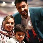 عکس های جدید احسان خواجه امیری و خانواده اش!