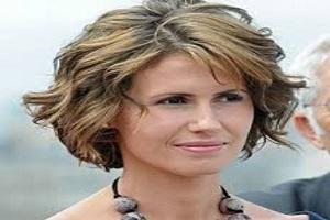 عکس های جدید همسر بشار اسد پس از سرطان و شیمی درمانی!