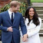 سوژه شدن لباس مگان مارکل عروس باردار خانواده سلطنتی!