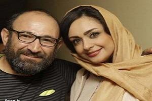 جشن سومین سالگرد ازدواج هدایت هاشمی در کنار همسر و دخترش!