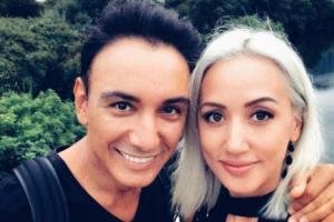 عکس های جدید از گردش شادمهر عقیلی و همسرش در آمریکا!
