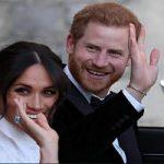 عکس های جدید پرنس هری و مگان مارکل زوج پرحاشیه سلطنتی !
