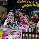تصاویری از گشت و گذار گردشگران عرب در مشهد!