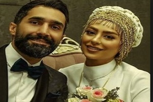 جشن تولد هادی کاظمی در کنار همسرش سمانه پاکدل!