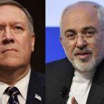 جواب ظریف به پمپئو وزیر امور خارجه آمریکا در مورد تحریمها!
