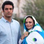تولد ۴۰ سالگی یکتا ناصر و تبریک عاشقانه همسرش منوچهر هادی!