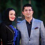 عکس جدید شیلا خداداد به همراه همسر و دو فرزندش!