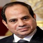 دوچرخه سواری عبدالفتاح السیسی رئیس جمهور مصر