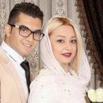 سالگرد زیباترین روز زندگی سینا شعبانخانی و همسرش