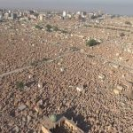 تصویری عجیب از قبرستان داعشی ها