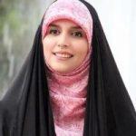 سوء استفاده از عکس مژده لواسانی به عنوان مدل تبلیغاتی!!