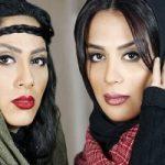 شبگردی مارال و مونا فرجاد ۲ خواهر بازیگر در مجارستان!