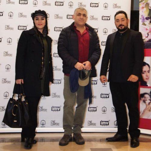 ماه چهره خلیلی بازیگر ایرانی