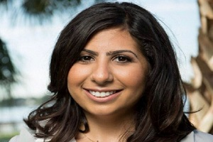آنا اسکیمانی نخستین زن ایرانی در مجلس نمایندگان آمریکا!