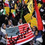 یک عکس مسئلهدار از سردار سلیمانی در مراسم ۱۳ آبان در تهران!!