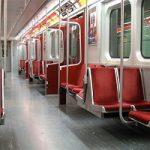 تاب بازی در مترو برای بالا بردن شادی مردم کانادا