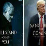 پاسخ کوبنده سردار سلیمانی به توییت ضد ایرانی ترامپ قمارباز!