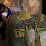 کشف مومیایی سه هزار ساله یک زن از طبقه اشراف در مصر!