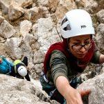 تصاویری از کوهنوردی زنان در مشهد بعد از خبرهای جنجالی اخیر!